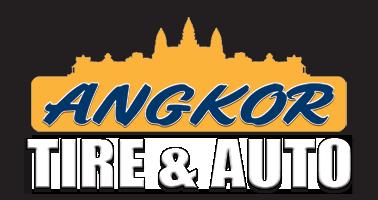 Angkor Tire Logo